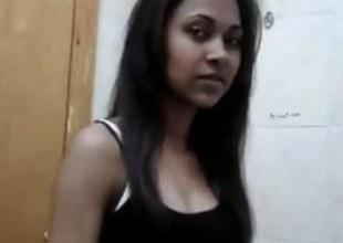 Stunning Indian Teenager Girl Stripping