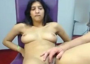 NRI Indian Wife In one's bday suit By Retrench within reach Web cam