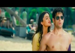 Indian Slurps Teen Bamboozle start off on every side Bikini